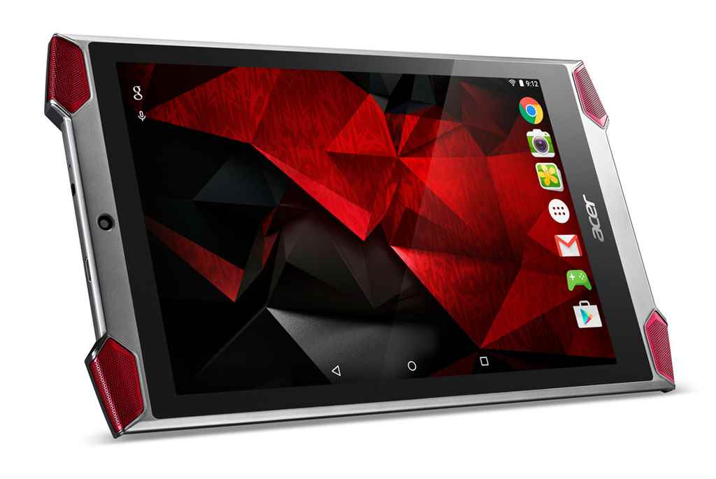 677863c51c59 TESZT] Acer Predator 8 GT-810 – tablet gamereknek, mindennel ...