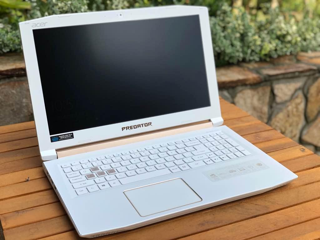 TESZT  Acer Predator Helios 300 PH315-51-586U - ilyen egy profi ... 1b16a565e9