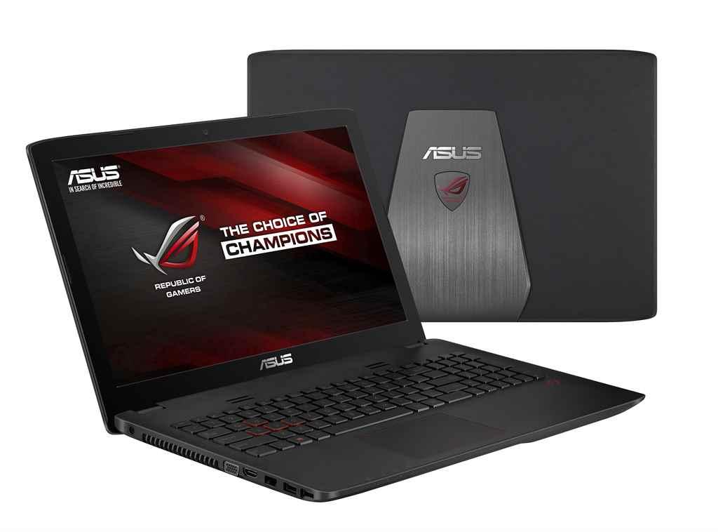 ASUS GL552 gamer laptop  igazán játékra fejlesztve  cbaa1255c9