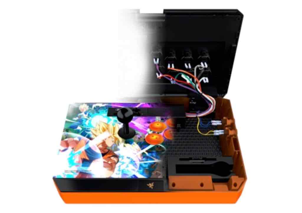 Razer Dragon Ball Fighterz Fightstickek Xbox One Hoz 233 S